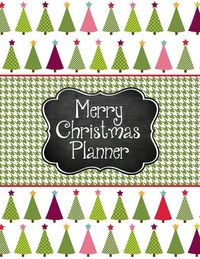 The Polka Dot Posie: Introducing our NEW Merry Christmas Planner! (Has a personal size)