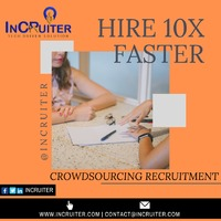 Incruiter is the best online recruitment consultancy in India making hiring process smarter. Join online recruiting consultants platform to avail hire talented human resources for your organization.
