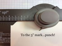 file folder card punch board - these are really cool! Can make an envelope in about 2mins tops!