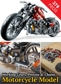 378 pc Motorcycle Block Set $32.99