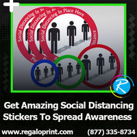 Get Amazing Social Distancing Custom Stickers To Spread Awareness.jpg