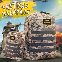 35L Motorcycle Outdoor Tactical Backpack Sports Camping Hiking Travel Daypack Shoulder Bag