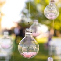 Stagetecture's Best of 2011 - #5: Guest Blogger shows you how to decorate for an outdoor wedding with gorgeous hanging decor.