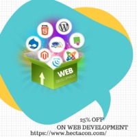 Hectacon Web Development & Design Company Amazing Offer is now On! Expert Web Developers will provide #WordPress #Business Cards #Logo Designing #Ecommerce #SEOServices, #Social Media Marketing, etc services on time. Visit For more: https://www.hect...