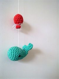 Ravelry: Little flying whale pattern by A la Sascha