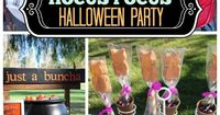 Charlene Party Envy .'s Halloween / Hocus Pocus - Just a bunch of Hocus Pocus at Catch My Party