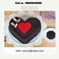 Jiji cake is offering online birthday cake delivery in noida. We are best online cake shop in noida. we have all varieties of birthday cakes ..... 100% eggless & Fresh cake are available we are offering buy one get one free on 500g & 1kg. f...