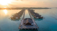Paradise Island Resort Maldives - Perched in the North Male' Atoll, and just a few kilometers away from the Velana International Airport, lies one of the most beautiful luxury resorts in Maldives, Paradise Island Resort. This resort is around 9 kilo...
