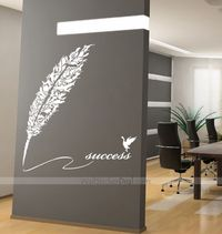 Feathers Wall Sticker