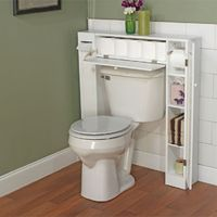 Simple Living Space Saver (Space Saver), White