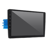 PX6 9 Inch 1 DIN 4+64G for Android 9.0 Car MP5 Player 8 Core Touch Screen bluetooth Radio GPS