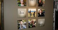 create a motivational and inspirational wall in your house! put photos that inspire you on a mirror or a photo scrap book that you keep building and keep by your toilet! (read and look at it often and skip the flomax! ha-ha!)