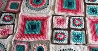 Zooty Mandala Square - Free Pattern