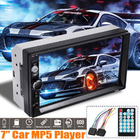 7 Inch HD Digital Touch Screen Bluetooth Hands-free Reversing Car MP5 Player