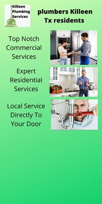 Hiring a plumber Killeen Texas citizens rely on for top notch service is a necessity. Why deal with anyone other than a certified expert in these sensitive matters? If you are having any kind of trouble with the plumbing in your home, call us today. We wi...