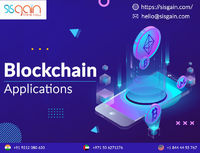 At SISGAIN, you get expert developers who have exceptional Blockchain & bitcoin software development experience in building secure platforms for trading, reconciliation, and clearing bitcoin and other cryptocurrencies. Our bitcoin wallet application d...