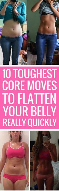 Who doesn't want a tight and toned core, and perhaps abs that pop? In addition to looking great, a strong core really cuts down on back soreness and aches and pains, so core training isn't just vanity, it's healthy! Here aresome of our...