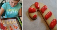 Decorating Cookies with Royal Icing is easier than you think! Anyone can do it and I'm going to prove it to you all! And you don't need a lot of fancy bags and
