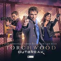 TORCHWOOD OUTBREAK  To pre order follow the link below. It goes live NOW! Trust me it's Awesome you won't want to miss it. A full cast audio Drama Big Finish Productions Radio Times John Barrowman Official @pancheers @TeamEveMyles @Team barro...