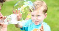 Make It: Simple DIY Bubble Blowers | eHow Mom