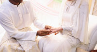How Muslim weddings can be a simple affair? Hearing the term �€˜Muslim weddings' should make us think of Islamic practices and beautiful celebrations. However, it does bring to mind tasty food and bright clothes, they are far from Islami...