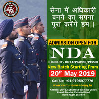Top Defence Coaching in Lucknow provide Best NDA Coaching Classes and study Material.