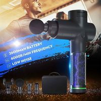 �Ÿ˜�Tissue Massage Gun Muscle Massager Muscle Pain Management after Training Exercising Body Relaxation Slimming Shaping Pain Relief�Ÿ˜� $69.42