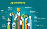 Digital Marketing is marketing of any product and other services with digital technologies platform like as Social Media | SEO |