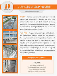Stainless Steel Product Suppliers