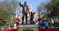 """We believe in our idea; A family park where parents and children could have fun together."" Walt Disney"