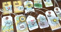 Tags by Mish (Michelle Wooderson)