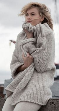 Cozy fashion for cold weather