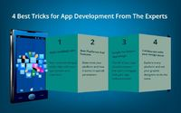 However, these days for prosperous mobile app development, you demand to hold a few things in mind. Right now, there are more than 8 million mobile apps in both the app stores and only two percent of them are thriving. This means the remaining 98% of ...
