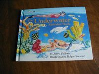 The Underwater Alphabet Book by Jerry Pallotta (1991) for sale at Wenzel Thrifty Nickel ecrater store
