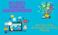 If you want to grow your online business then you can try Social Media Marketing for increase online business.
