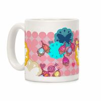 What Do You Think of This? �œ� Handcrafted in USA! �œ� Madoka Soul Gem Pattern Ceramic Coffee Mug $14.99