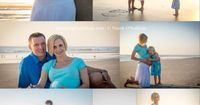 Maternity poses | Beach Maternity | Maternity Poses with older sibling | Belly Pictures | Atlantic Beach Sunrise Maternity Pictures | Beach Maternity Photos | Family Maternity Photos