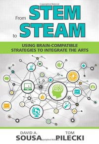 From STEM to STEAM: Using Brain-Compatible Strategies to Integrate the Arts: David A. (Anthony) Sousa, Thomas J. Pilecki �‰ˆ�‰ˆ http://www.pinterest.com/kinderooacademy/steam-in-early-education/