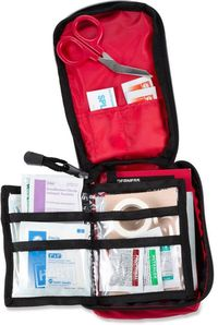REI first aid kit - 10 essentials