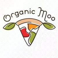 Exclusive Customizable Logo For Sale: ORGANIC COW PIZZA
