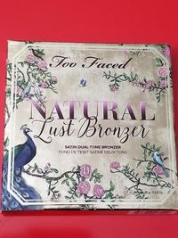 �Ÿ'‹�Ÿ'� Too Faced Natural Lust Bronzer �� Authentic $31.95 �Ÿ'‹�Ÿ'�