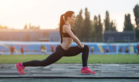 Lunges.  5 easy workouts for weight loss that a beginner should try