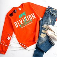 Gildan Sweatshirt mockup - 18000 mockup - Orange $6.00