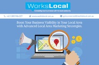 Do you want to spread your local area business services in your local community? Then Workslocal is a perfect choice for you, they provide complete local area marketing strategies for your growing business. The marketing team creates a unique local area m...