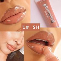 �Ÿ˜�Makeup Sexy Big Lips Essence Plumping Lip gloss Lip Plumper Big Lip Gloss Moisturizer Plump Volume Shiny Vitamin E Mineral Oil�Ÿ˜� $6.09