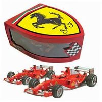 1-43 Scale 1:43 Ferrari Constructor Champions Edition Set 2004 1:43 Ferrari 2004 Constructor Champions Set of 2 Cars In special presentation Track Box http://www.comparestoreprices.co.uk/formula-1-cars/1-43-scale-143-ferrari-constructor-champions-edition-...