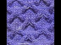Telescope Lattice - The Weekly Stitch