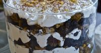 Oh Cake: Chocolate-Pumpkin Trifle with Spiced Cream