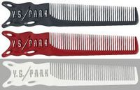 Shop Now YS Park 209 Barber Comb Online at the best price in the USA from Precision Shears LLC. Visit here: https://www.precisionshears.com/YS-Park-209-Barber-Comb-YS-CM209-Available-Carbon-White-Red.html