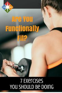 Functional fitness, or training specifically designed to improve balance and power as related to everyday routines, is rising in popularity. Adding it to your s